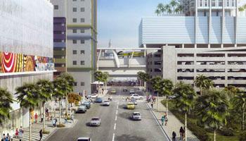 迈阿密中心