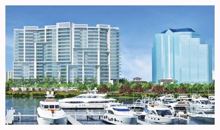 全方位海景公寓,电梯直达阳光游泳池,空中花园,私家停车场
