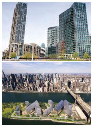 纽约长岛市哥谭大楼项目